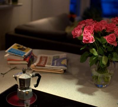 Kaffe til avisene