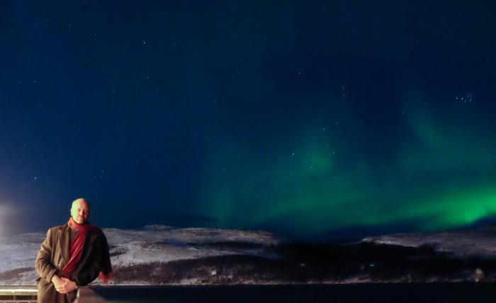 Nordlys i Kirkenes