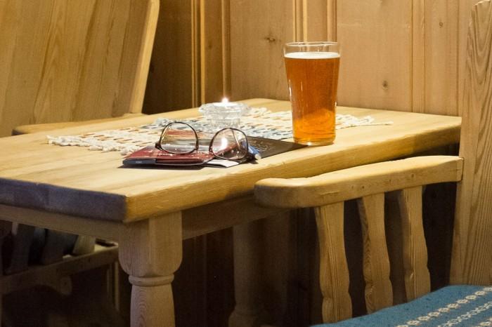 En og bare en øl