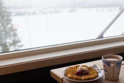 Ski-helg på Kamben, Golsfjellet