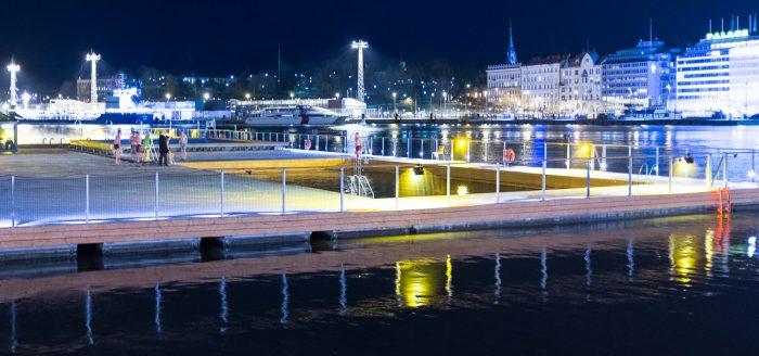 Allas sea-pool Helsinki